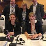 Image for the Tweet beginning: UK delegation delighted with reaffirmed