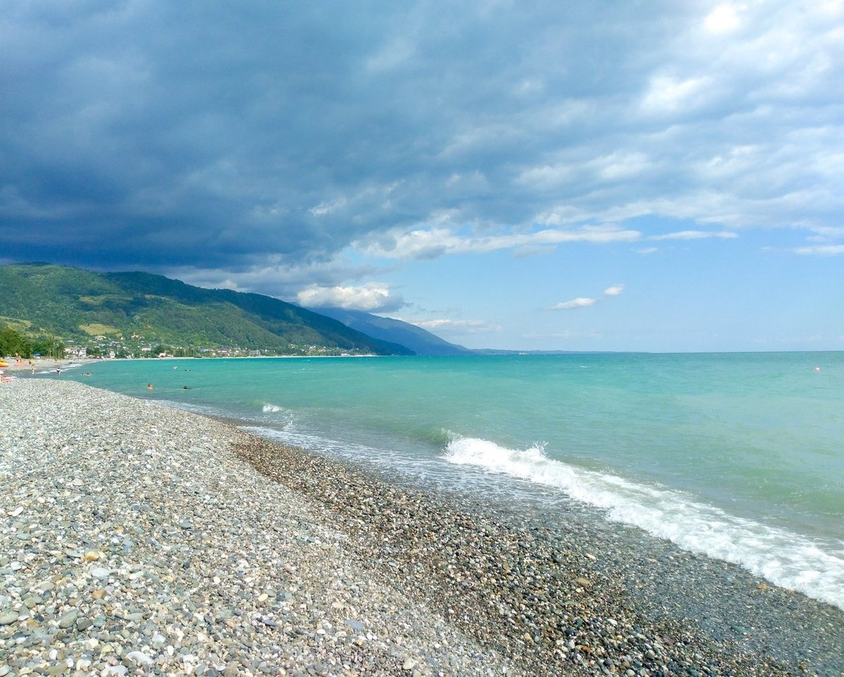 картинки море абхазия защищающий коленные локтевые