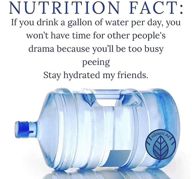 #ThursdayThoughts Drink your water! 💦