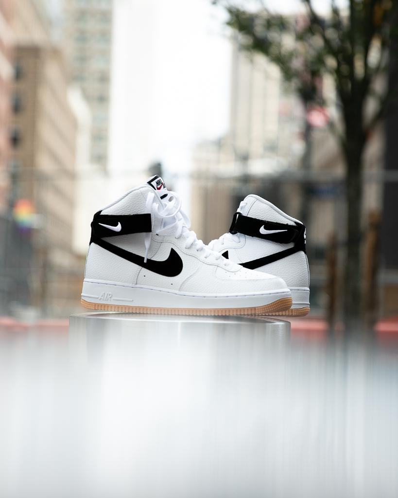 Gums sole for the win. #Nike Air Force