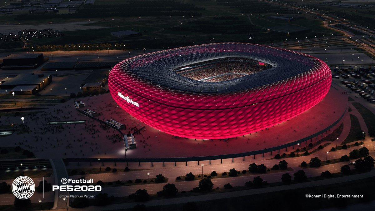 PES 2020 FC Bayern