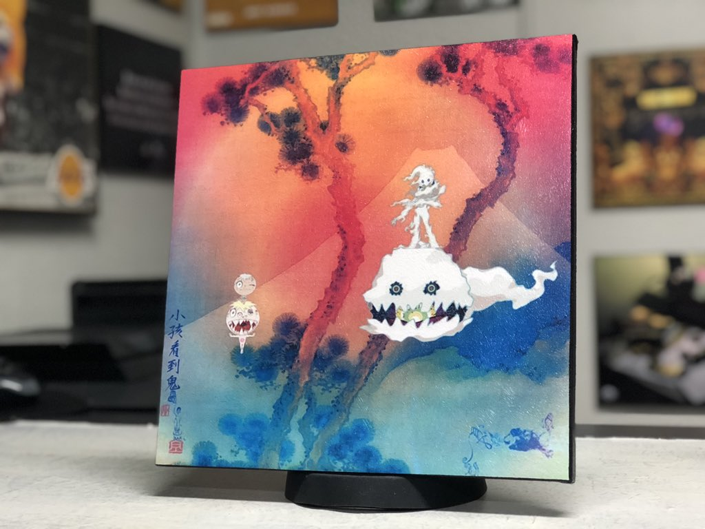 Canvas Man On Twitter Yo Genius Hows The Kids See Ghosts