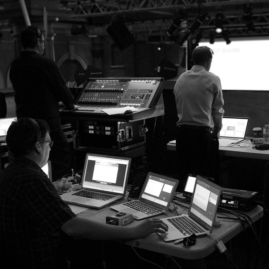 The EOL Team working hard behind the scenes #EOL #Eventprofs #London #eventproduction #behindthescenes https://t.co/zkydfObHMl