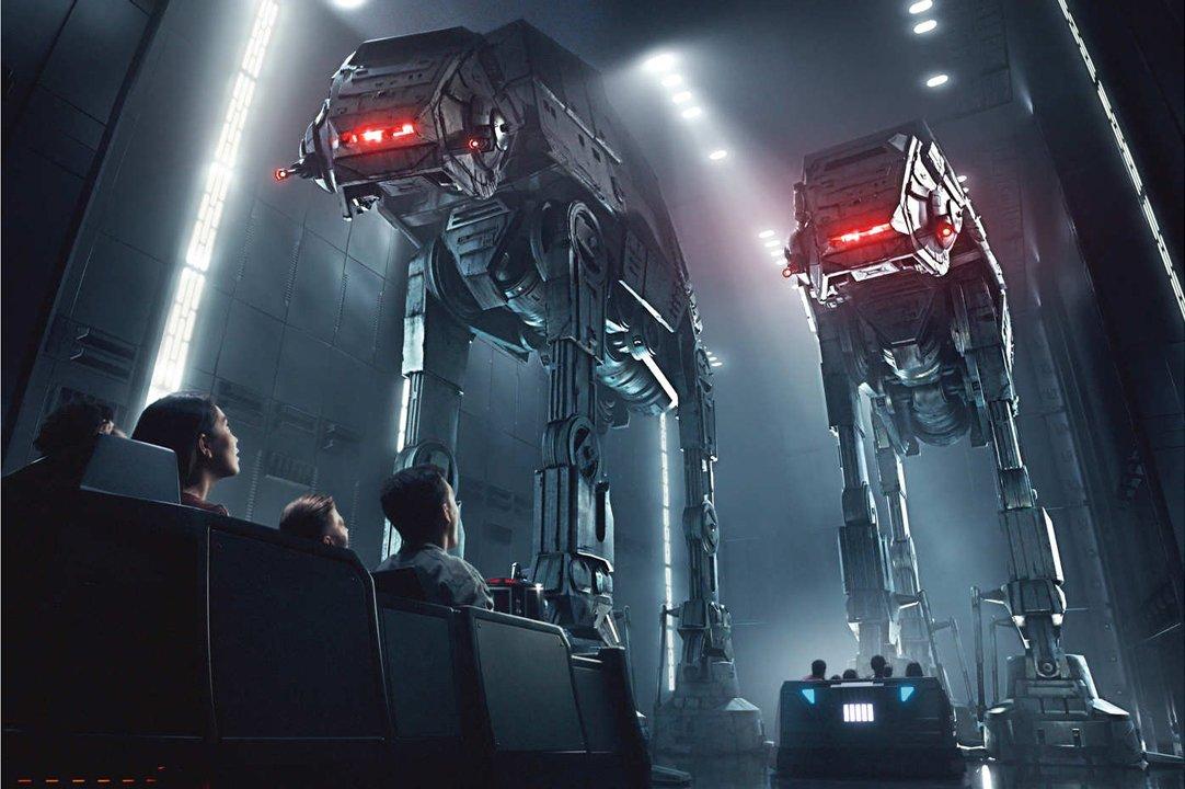 JUST ANNOUNCED: We're opening Star Wars: Rise of the Resistance at Star Wars: #GalaxysEdge at @WaltDisneyWorld Resort on Dec. 5 and @Disneyland Resort on Jan. 17! https://bit.ly/30Ae9rv
