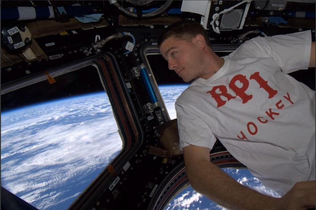 9. Countdown to Apollo 50, #RPI's Space Legacy: ISS Today, we look back on an out-of-this world event, when astronaut Reid Wiseman '97 had a live video chat with members of the #RPI community while aboard the ISS! Watch: youtu.be/YW9p93YETac #Apollo50 @NASA @Space_Station
