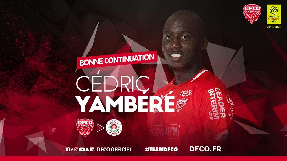 Cédric Yambéré