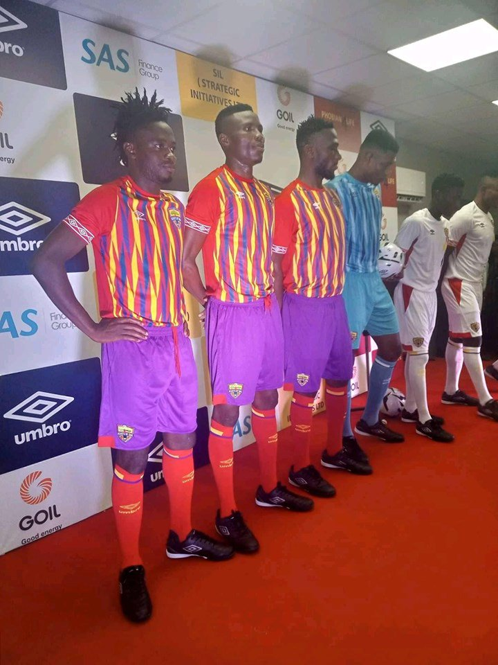 umbro hearts of oak