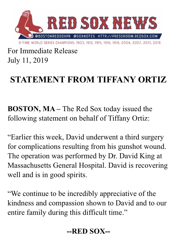 @RochieWBZ's photo on Tiffany Ortiz