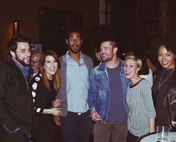 so, season 6 will be the last season of #HTGAWM and i couldn't possibly be sadder about it, but i just wanna take a moment to thank the whole cast and crew for the incredible show they've given us for the past 5 years. and here's to a KILLER last season! (hopefully not literally) <br>http://pic.twitter.com/ZBMVgSTSPy