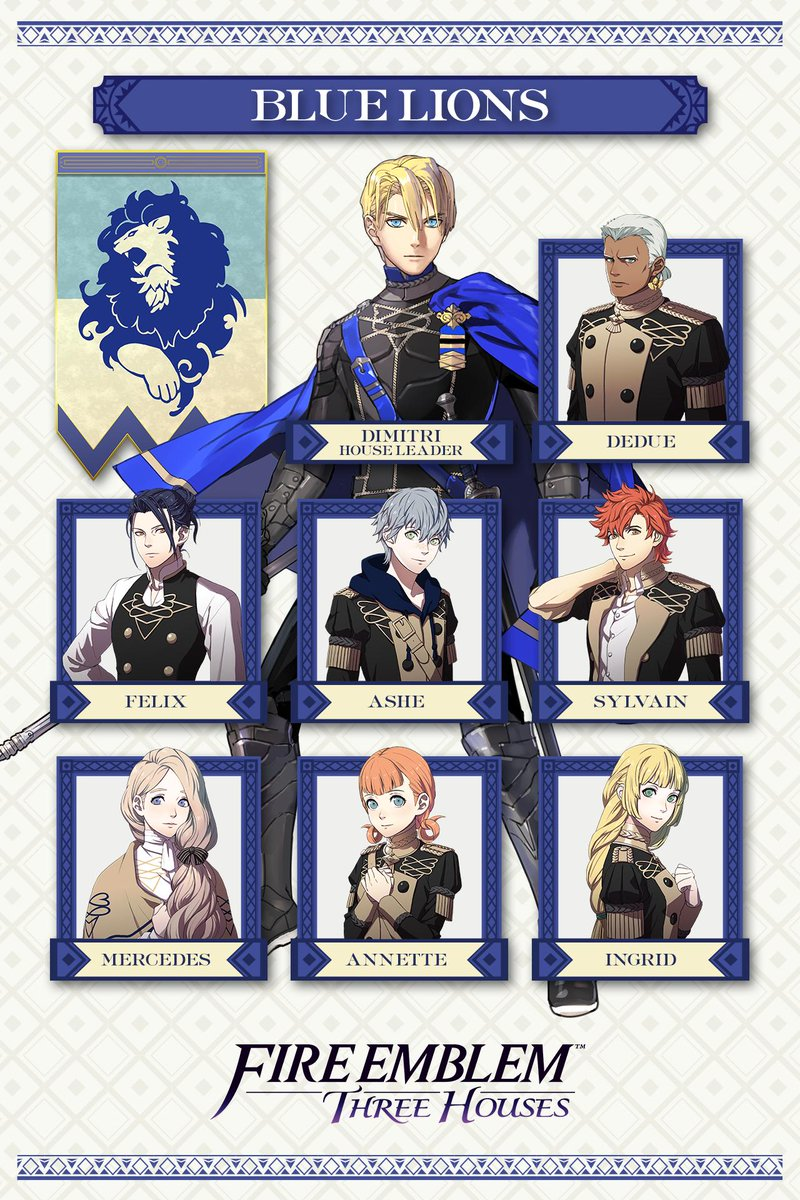 Image result for blue lions characters