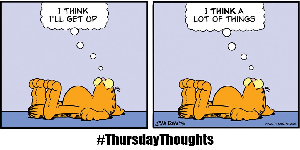 'Nuff said. #ThursdayThoughts