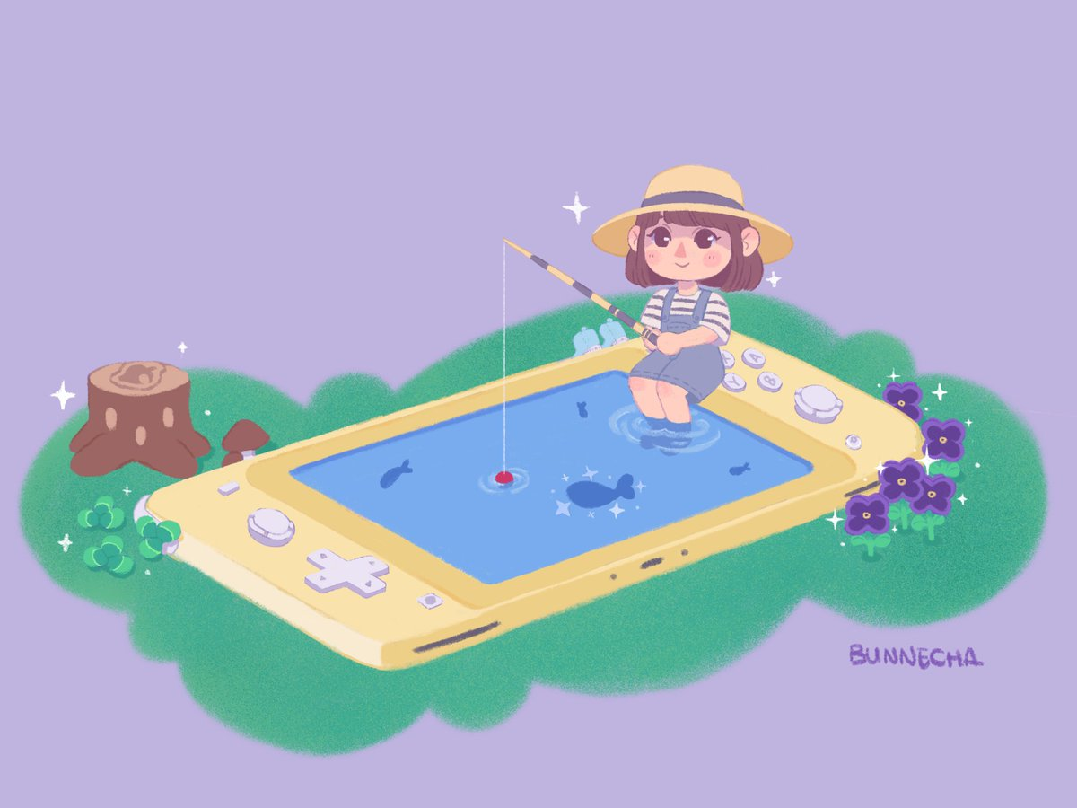 Daydreaming about the yellow Switch Lite and Animal Crossing New Horizons  <br>http://pic.twitter.com/O7Efq3OpGp