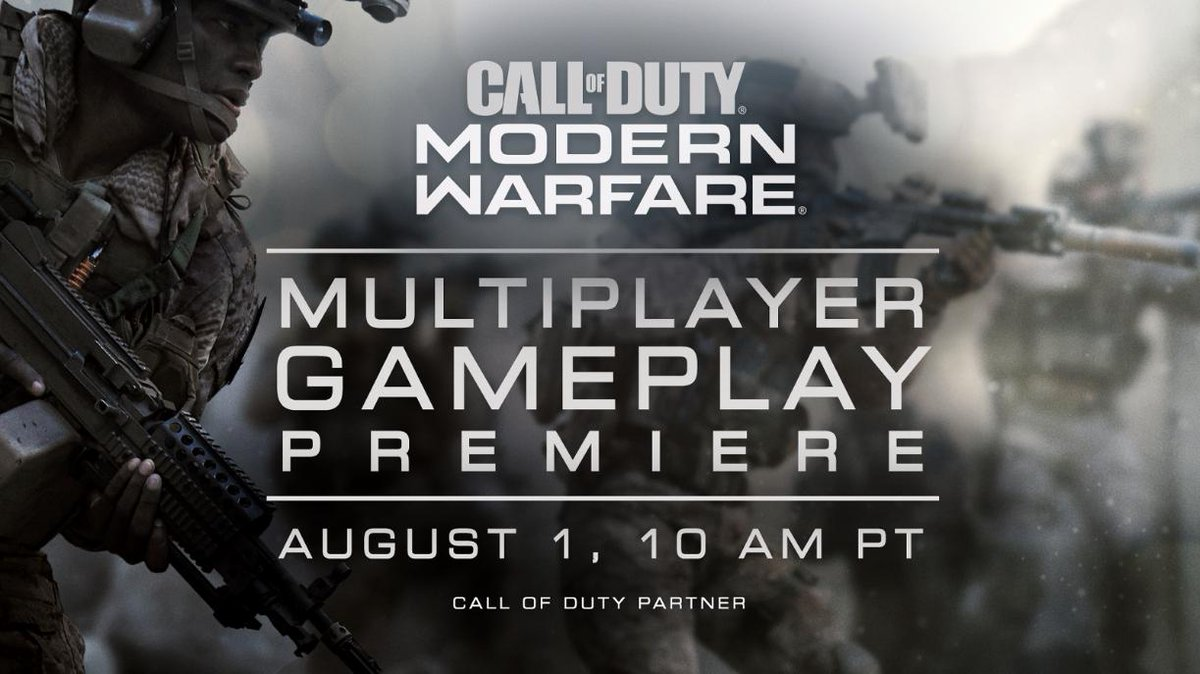 Call of Duty News on Twitter:
