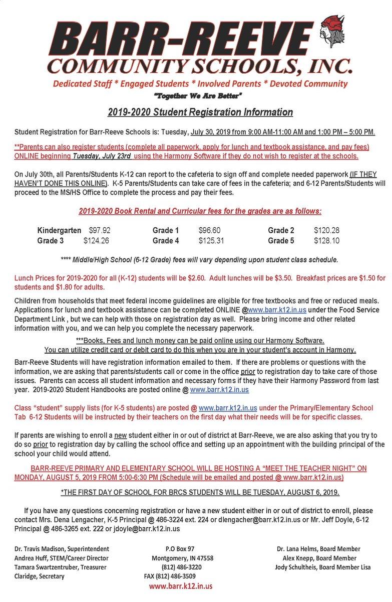 Home - Barr-Reeve Community Schools Inc