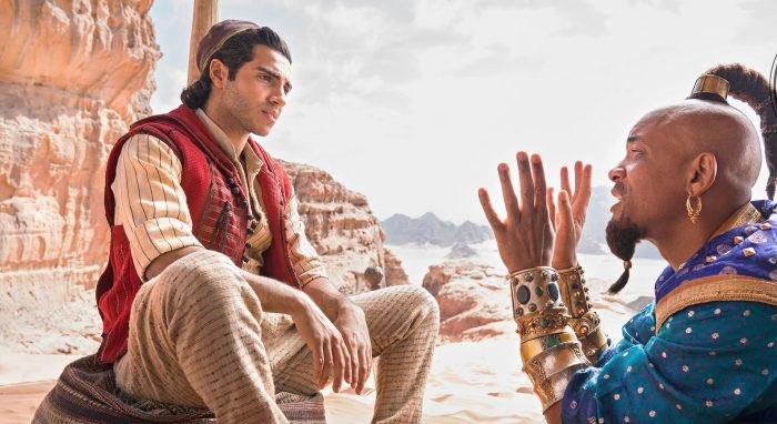 67.) Aladdin #LosFilmLog2019