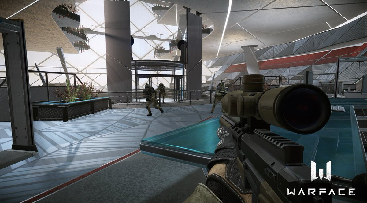 If you ever played @Warface it's the same shit but just way more realistic #ModernWarfare  <br>http://pic.twitter.com/z4DYjMfBCu