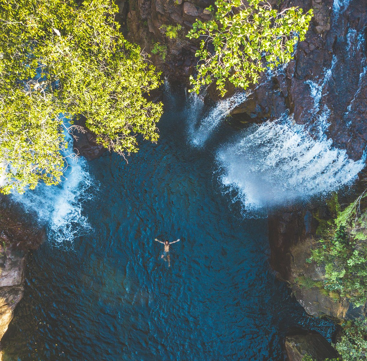 Ultimate outdoor adventures provided by the stunning Northern Territory #swaindestinations #litchfieldnationalpark #northernterritory #australia #travel #adventuretravel #luxurytravel #instatravel #travelgram #insidertravel