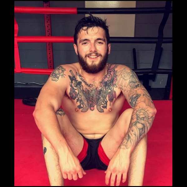 Fighter Shout Out Of The Day is James Brayson - Follow him on Instagram - https://www.instagram.com/brayson_j/ - Can't wait for your next battle!  Keep that streak going brother!  #365FighterShoutouts #TopRatedMMA #BeardedBiz #MMA #WMMA #Fighter #Warrior #Gladiator #Fight #MixedMartialArts