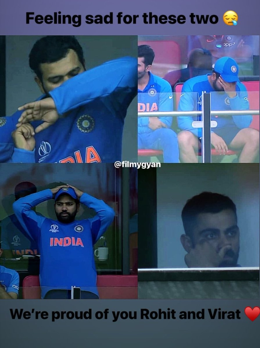 @ImRo45 We love you Rohit you r still most run in this WC Hero of India 🇮🇳🇮🇳🇮🇳🇮🇳🇮🇳🇮🇳🇮🇳🙏🇮🇳🙏🇮🇳🇮🇳🙏