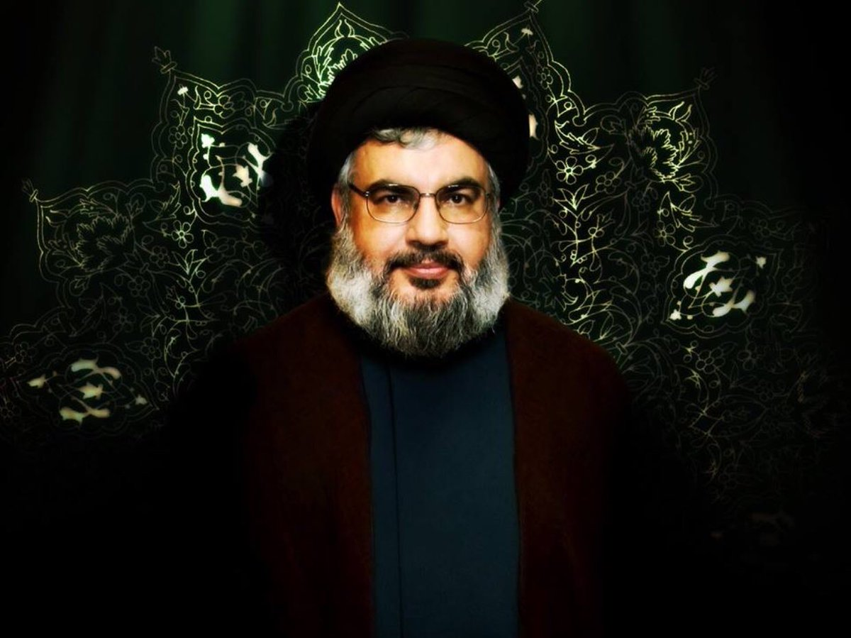 Hezbollah leader warns the us will discover in blood how unsafe the world has become