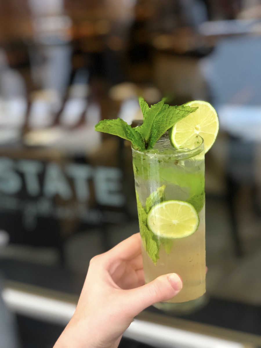 You're the mint to my mojito. 🍃😉#NationalMojitoDay