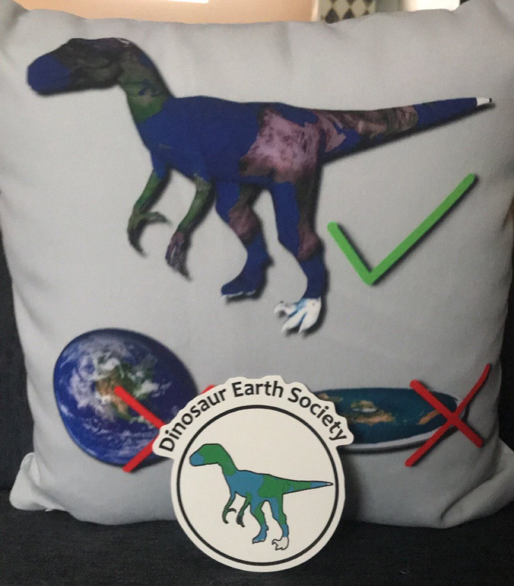 I believe in the truth @DinosaurEarth