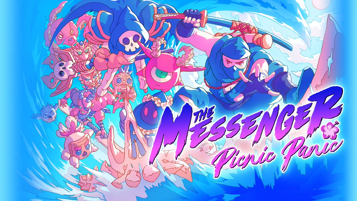 The Messenger game