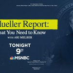 Image for the Tweet beginning: Watch 'The Mueller Report: What