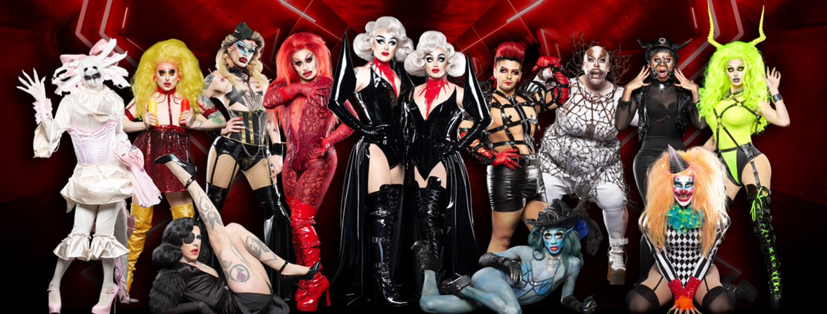 Here are the NEW monsters for season 3! #Dragula3 #Dragula @bouletbrothers<br>http://pic.twitter.com/njEzxL6Ygj