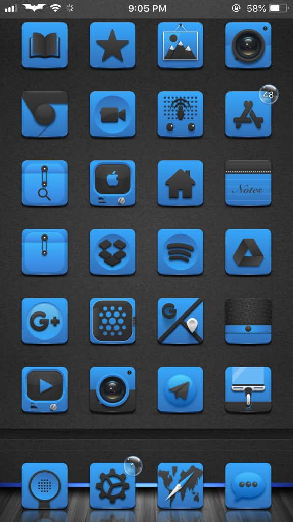 In case u missed it The Blues available in packix repo go