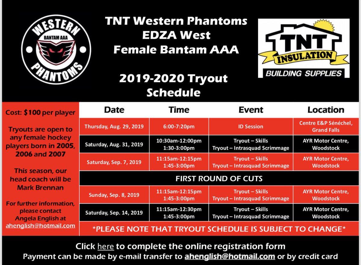 TNT Western Phantoms (@AAAPhantoms) | Twitter