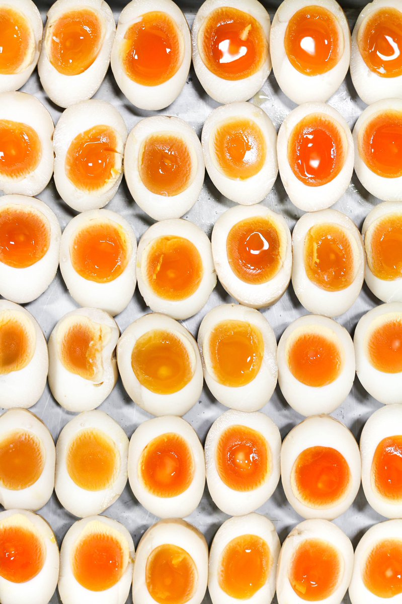 BRB DIVING INTO THESE YOLK P🥚🥚LS 💦 #eggporn #yolkporn