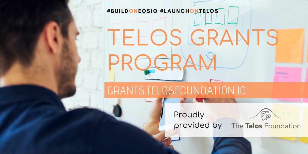 The July period for Grant Submission is open until July 15th! Earn #TLOS for bringing your project to #eosio. You can find the portal to apply and more info here: http://bit.ly/TelosGrantProgram…  #telos #developers #funding #cryptoaward #buildontelos #buildoneosio #grants #technews