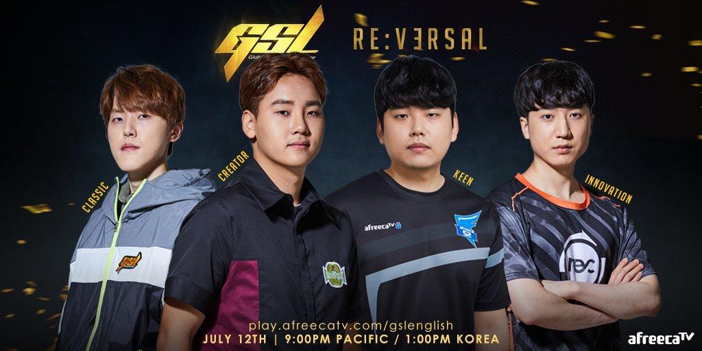 2019 GSL Code S 3. Szezon 1. csoportkör - F csoport