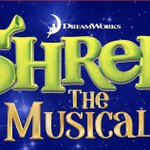 Image for the Tweet beginning: SHREK! at St. James, starts