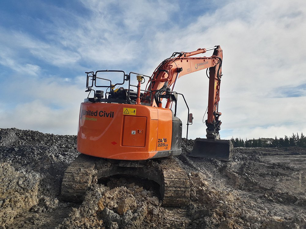 Learn how New Zealand's United Civil is building on its 40 years of success with Trimble technology, including Trimble Earthworks and Trimble Business Centre, in this case study  https://t.co/4cYGARsgoO https://t.co/enNCpTBinP