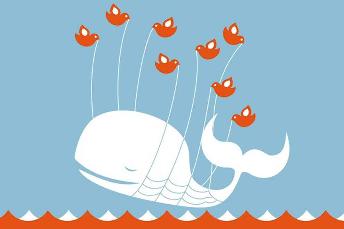 #FailWhale is back with a vengeance! #TwitterDown<br>http://pic.twitter.com/4vz8o6hxGA