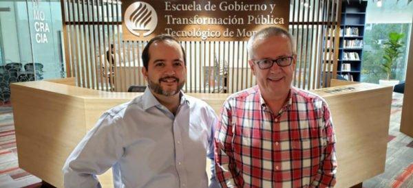 Como en 2003, Carlos Urzúa llega al Tec tras renunciar a gabinete de AMLO http://ow.ly/kAKH30p6Sul