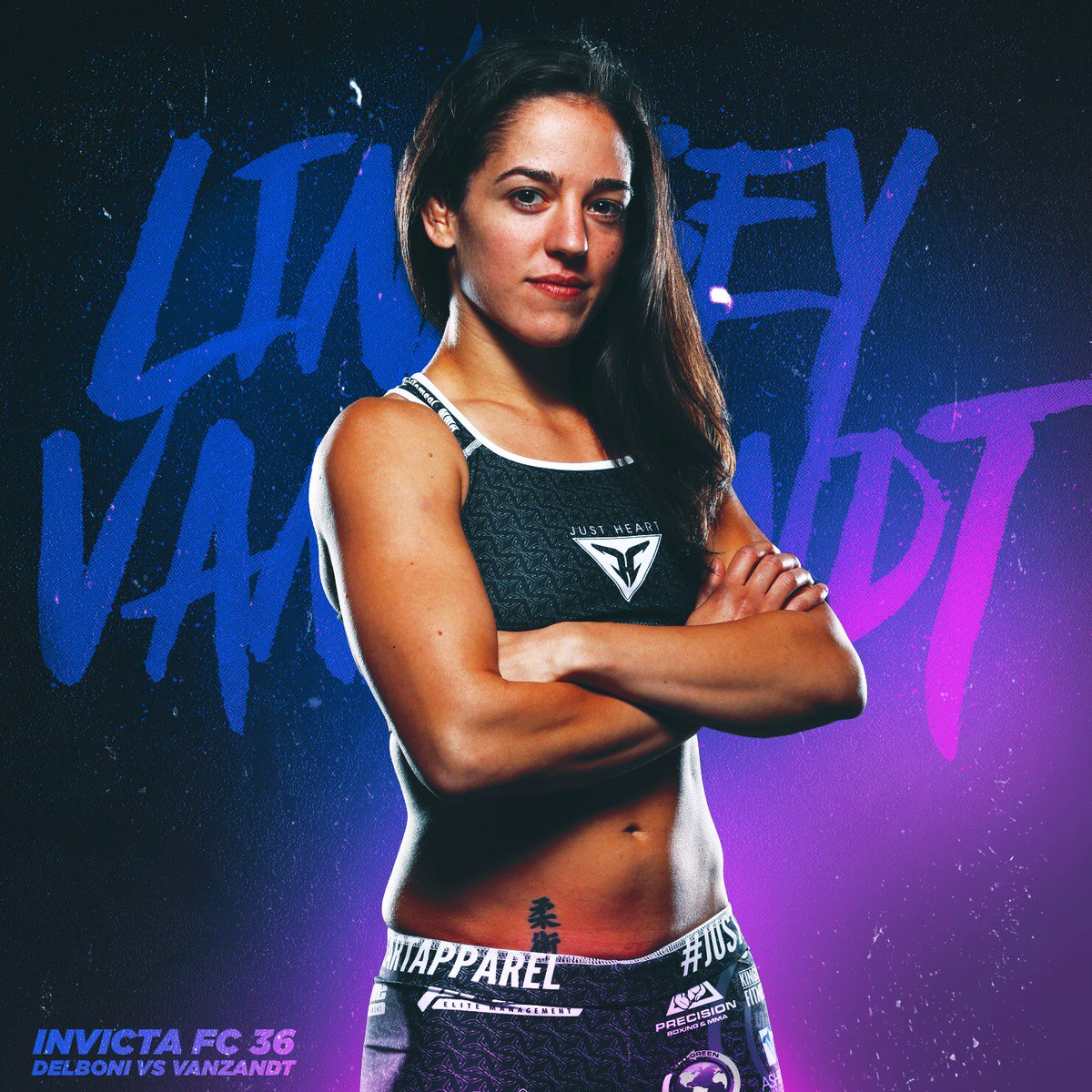 New York's @Damsel_MMA makes her return to the Invicta cage when she takes on Brazil's Jéssica Delboni this August 9th at #InvictaFC36!