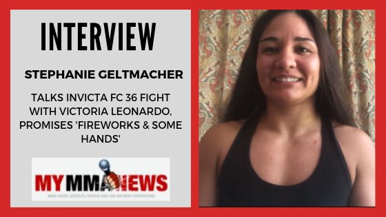InvictaFights RT MikeHeck_JR: .HoldFastMMA promises 'fireworks and some hands' when she takes on Victoria Leonardo at #InvictaFC36. Great stuff from the unbeaten women's flyweight competitor in my latest for MyMMANews. https://youtu.be/E_Dl68LB7R8  #wmma