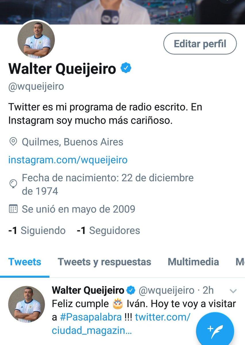 #WTF Qué pasó en Twitter? 😱