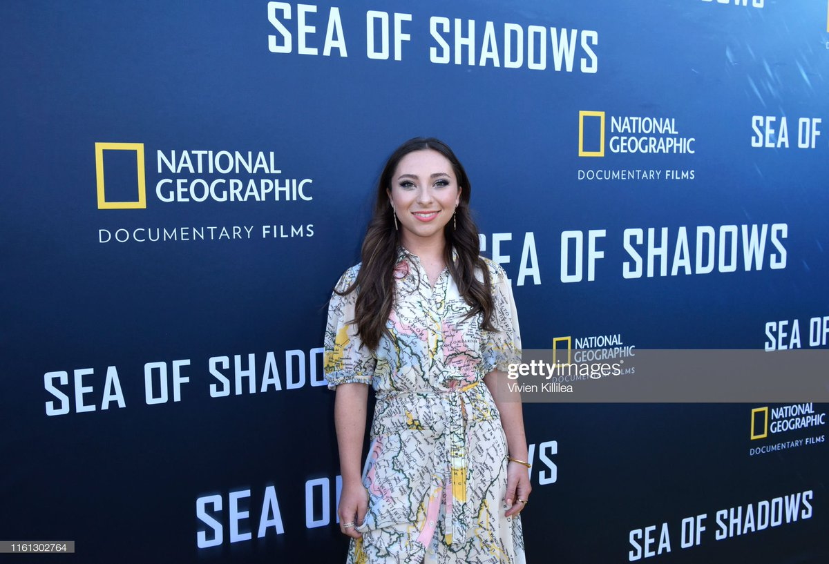 Thank you #SeaofShadows and #NatGeo for the invite last night! There are only 15 Vaquita left in our entire  please take action now by signing this to help this beautiful species!  https://www. nationalgeographic.com/films/sea-of-s hadows/#/take-action   …  #togetherwecan! Brilliant job directing @RichardLadkani Keep fighting crew<br>http://pic.twitter.com/bAxP2qSYFh