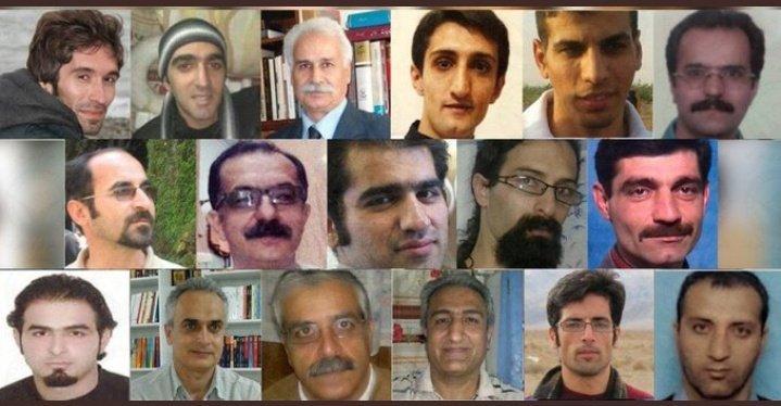 RT @feresht02376199: Be the  voice of Gohradasht prisoners  #SavePrisonersInGohardasht https://t.co/Mo2XAJSbHL
