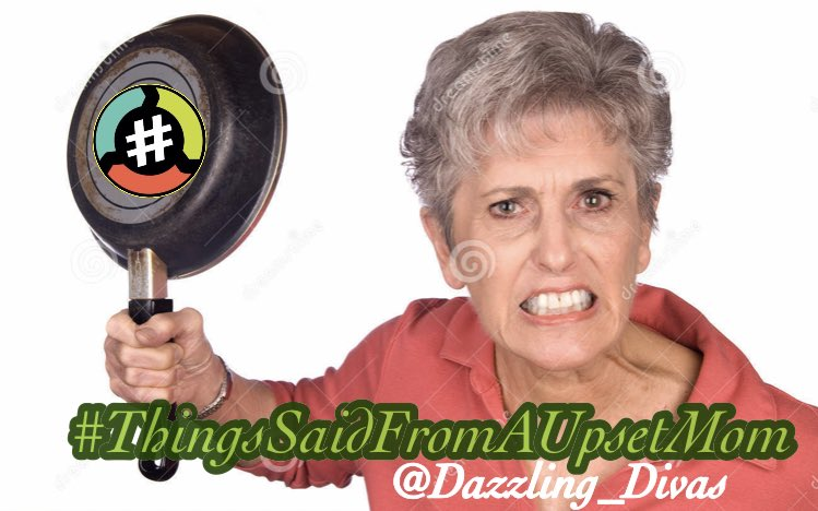 Come and Share With @Dazzling__Divas Some of The Things You've Said, Or Have Heard, By Playing: #ThingsSaidFromAUpsetMom   Part of @HashtagRoundup<br>http://pic.twitter.com/Ecow0GVn51