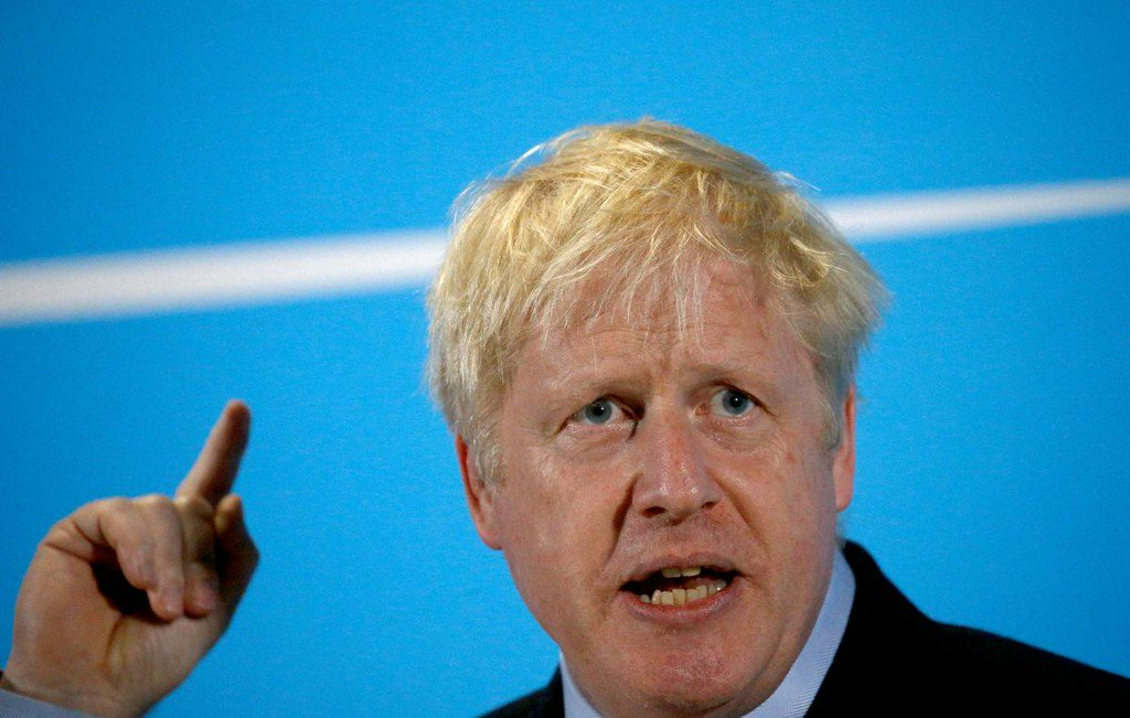 Johnson vows to stand up for UK diplomats after Washington envoy's resignation https://t.co/CoTCn6tjoB https://t.co/BMpdLZTvdR