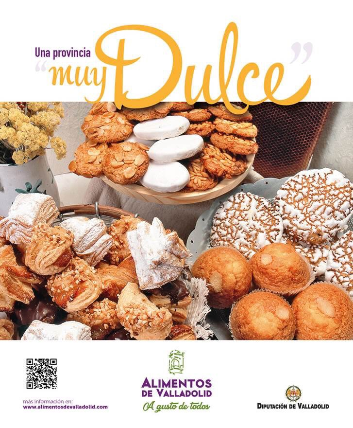 🏰 Este fin de semana, en el Castillo de #Peñafiel, ven y disfruta de las degustaciones gratuitas de los #dulces de la provincia de #Valladolid con @alimentosVALL #unaprovinciamuydulce 🧁