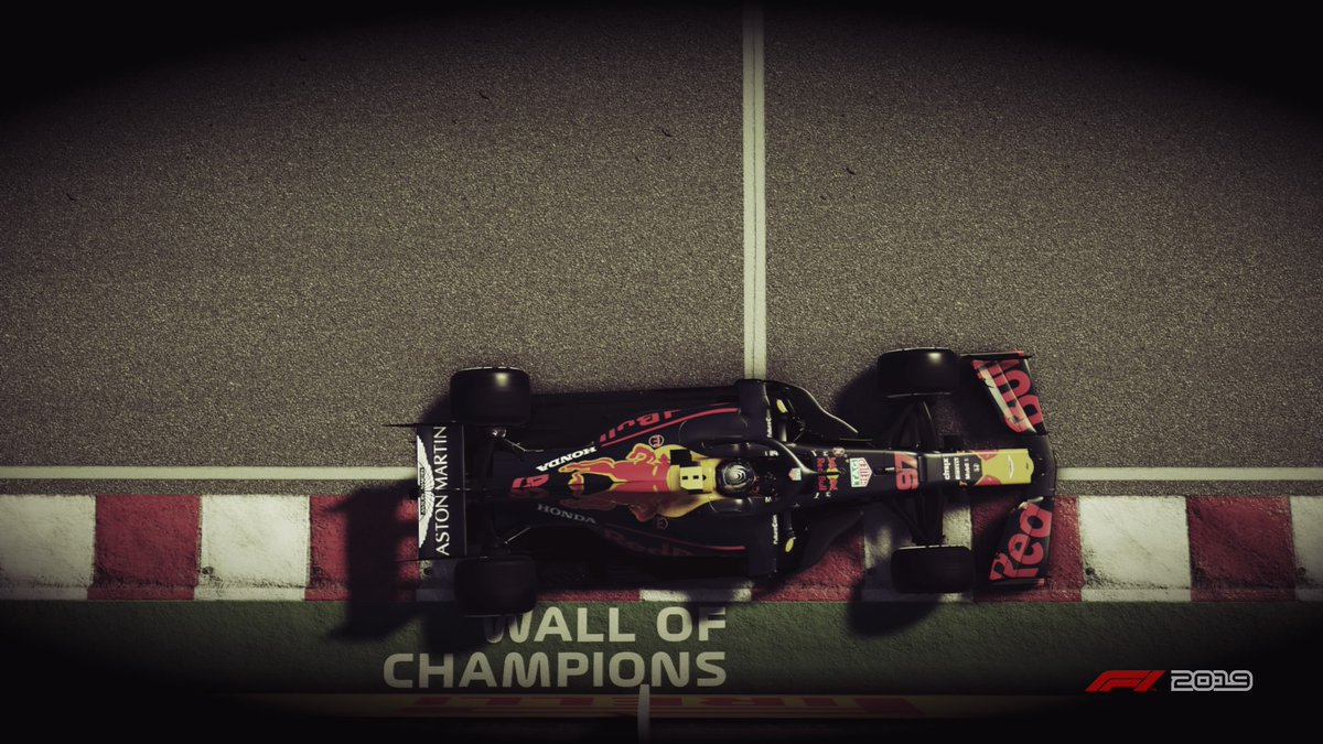 Circuit Gilles-Villeneuve, Season 2 #F12019Game #RedBullHonda #CanadaGP