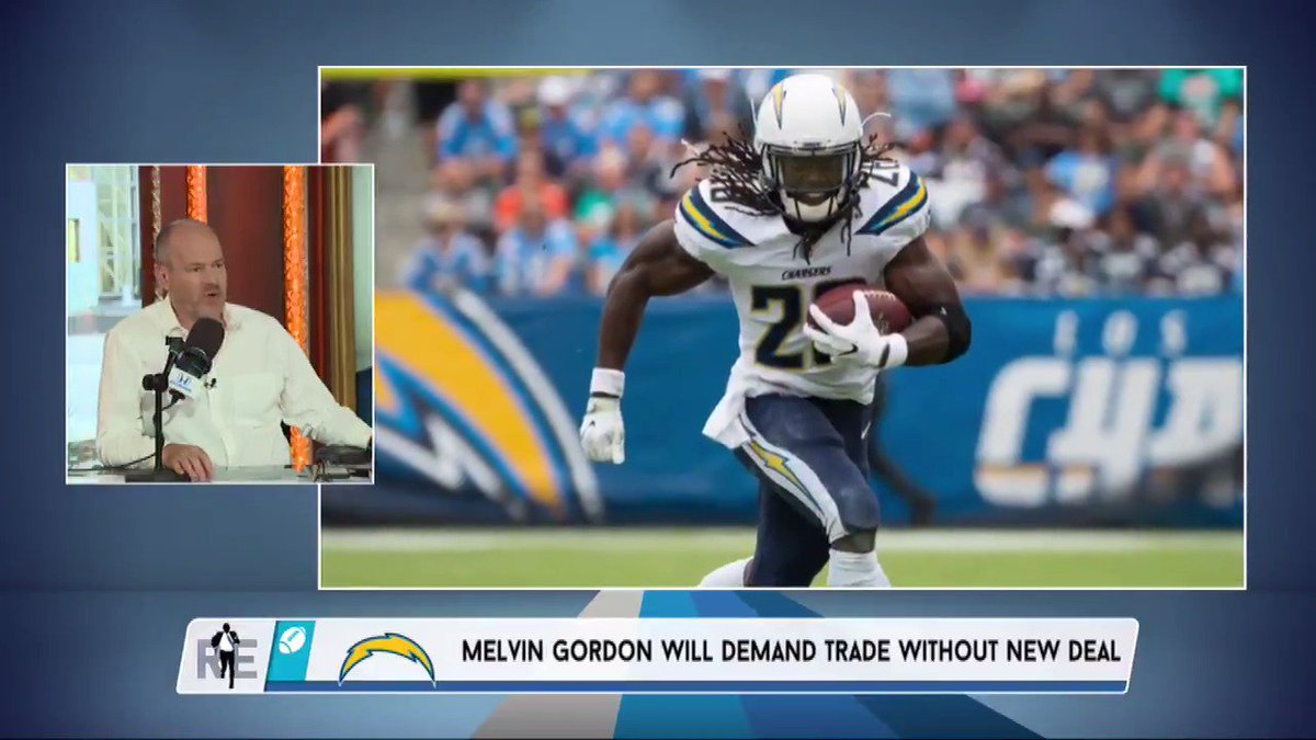 @RichEisenShow's photo on Chargers