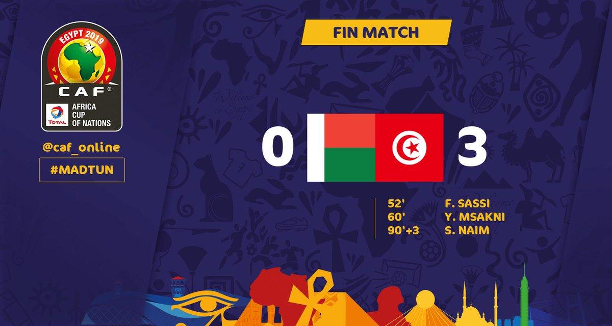 Madagascar-Tunisie