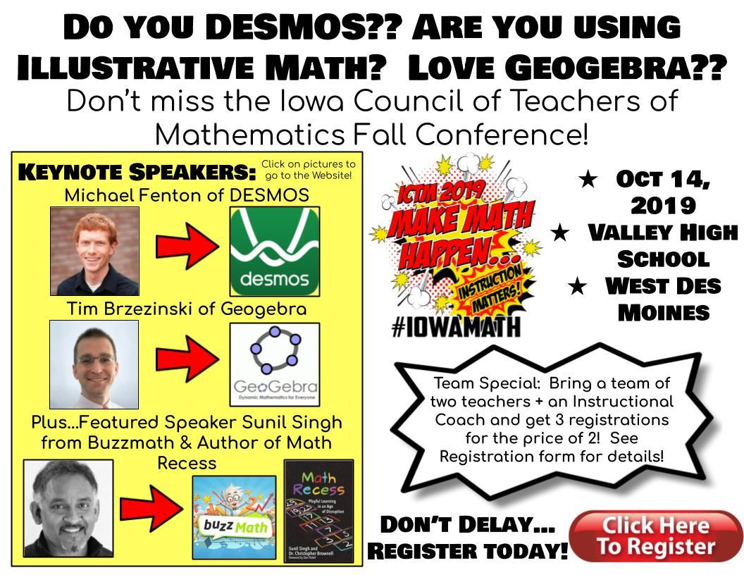 Iowa Math - @IowaMathTeach Twitter Profile and Downloader